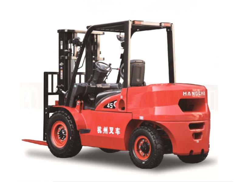 柴油X堆高機4-5噸